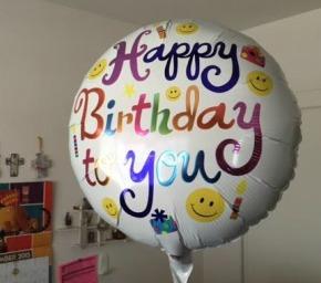 My Last Birthday